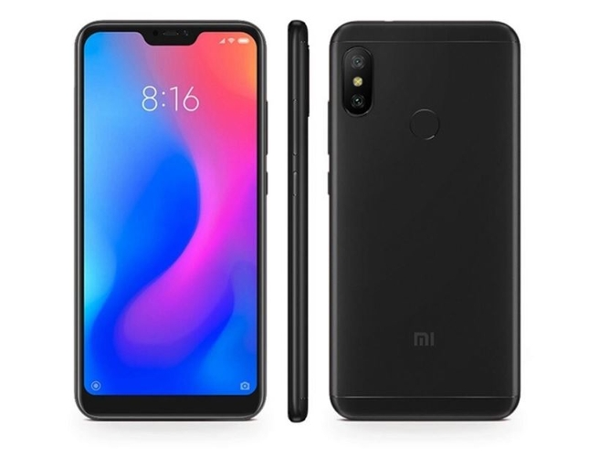 Smartphone Xiaomi Mi A2 Lite 5 9 4 Gb 64 Gb Negro