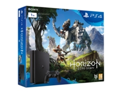 Consola PS4 1TB + Horizon Zero Dawn