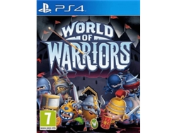 PS4 World of Warriors