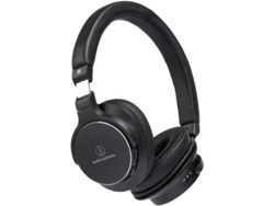 Auriculares Bluetooth AUDIO-TECHNICA ATH-SR5BT (Negro)