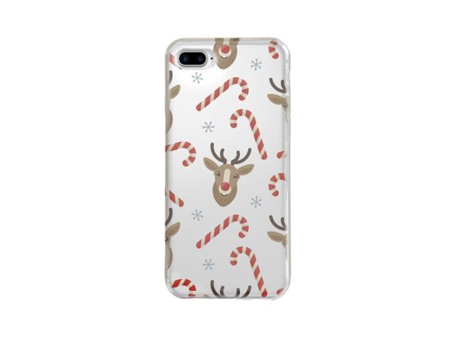 5e593eb98d8 Carcasa iPhone 7 Plus, 8 Plus SBS Christmas Collection Multicolor ...