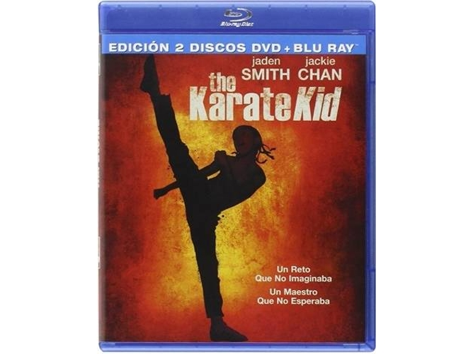 Blu-ray + DVD Karate Kid (2010)