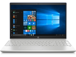 Portátil HP Pavilion 15-CS0004NS - 3ZS85EA (15.6'' - Intel Core i5-8250U - RAM: 12 GB - 256 GB SSD - NVIDIA GeForce MX130) — Windows 10 Home | Full HD