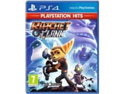 PS4 Ratchet & Clank Hits