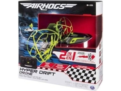 Drone AIRHOGS Hyper Drift Dron (2 in 1 - Negro)
