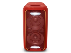 Equipo High Power SONY GTK-XB5R.CEL Rojo