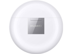 Auriculares Bluetooth True Wireless HUAWEI Freebuds 3 (In Ear- Micrófono - Noise Canceling - Blanco)