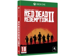 Preventa Xbox One Red Dead Redemption 2