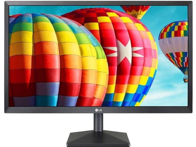 Monitor LED IPS 22'' LG 22MK400H-B — 22'' | IPS | Resolución 1920 x 1080
