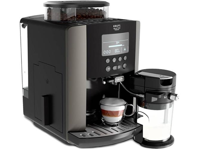 Cafetera KRUPS EA819E10 (15 bar 3 Niveles de molienda)