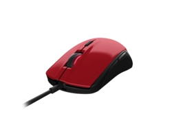 Ratón Gaming STEELSERIES Rival 100 Negro/Rojo