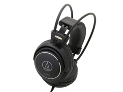 Auriculares con Cable AUDIO-TECHNICA ATH-AVC500 (Over Ear - Negro)