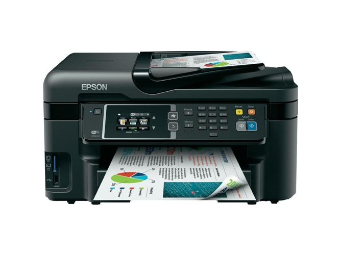 Impresora Multifunci 243 N Epson Workforce Wf 3620dwf Worten