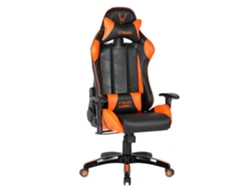 Silla Gaming WOXTER Stinger Station Naranja