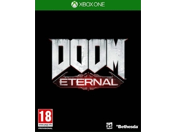 Preventa Juego XBOX ONE Doom Eternal