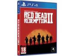 Preventa PS4 Red Dead Redemption 2