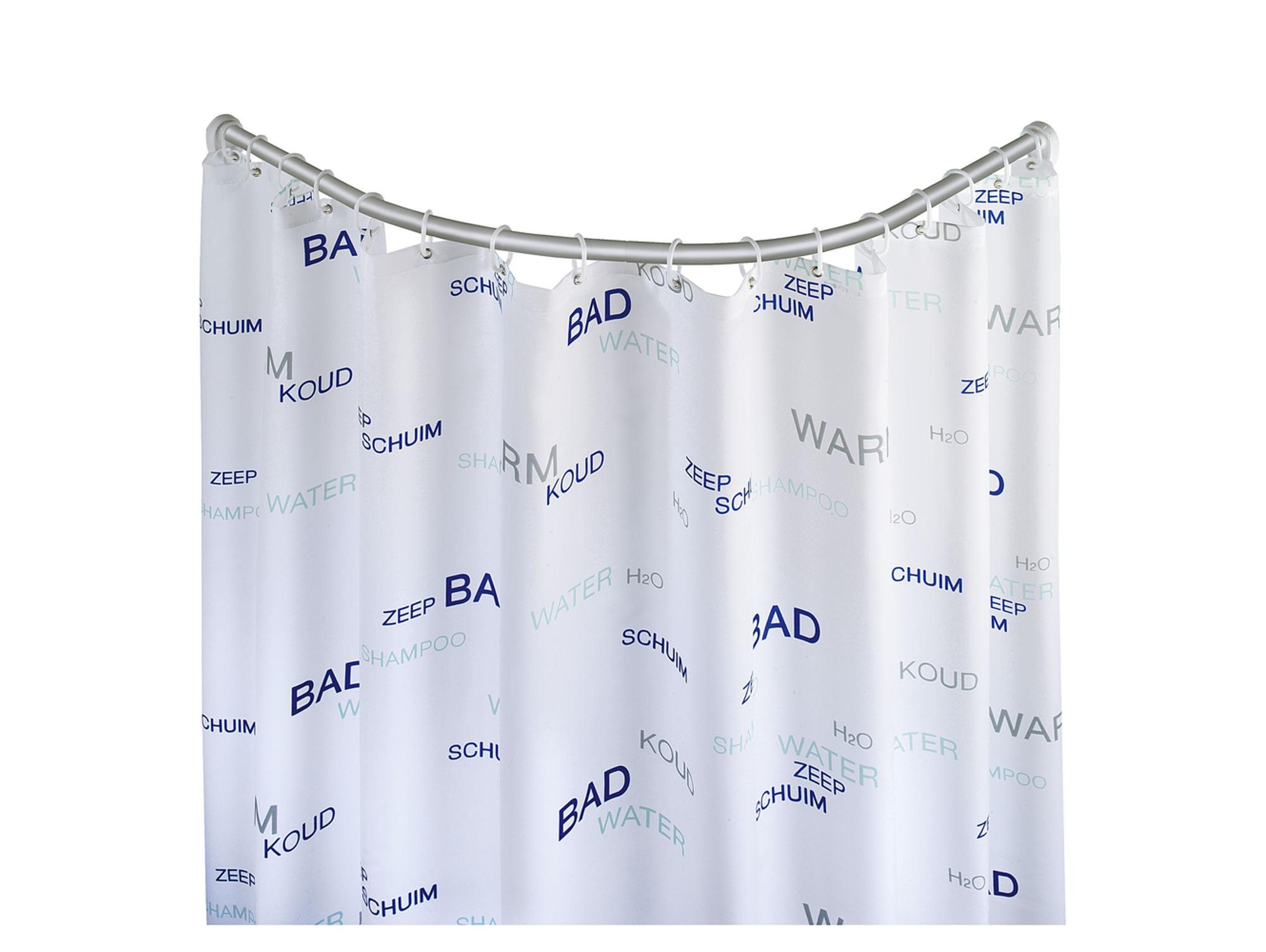 Barra de cortina de Ducha WENKO 19220100 | Worten.es