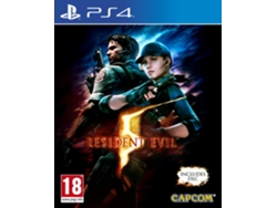 PS4 Resident Evil 5 HD