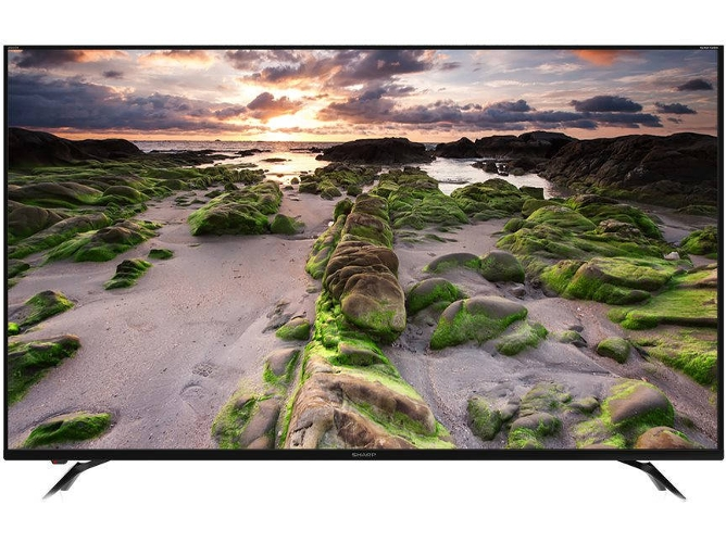 TV SHARP LC-60UI9362E (LED - 60'' - 152 cm - 4K Ultra HD - Smart TV)