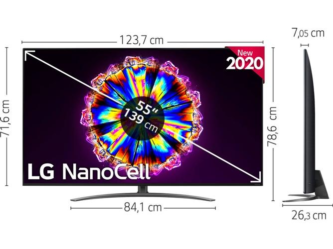 "LG 55NANO916 55"" Nanocell UltraHD 4K"