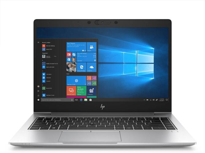 Portátil HP EliteBook 745 G6 (14'' - AMD Ryzen 3 3300U - RAM: 8 GB - 256 GB SSD - AMD Radeon Vega 6)