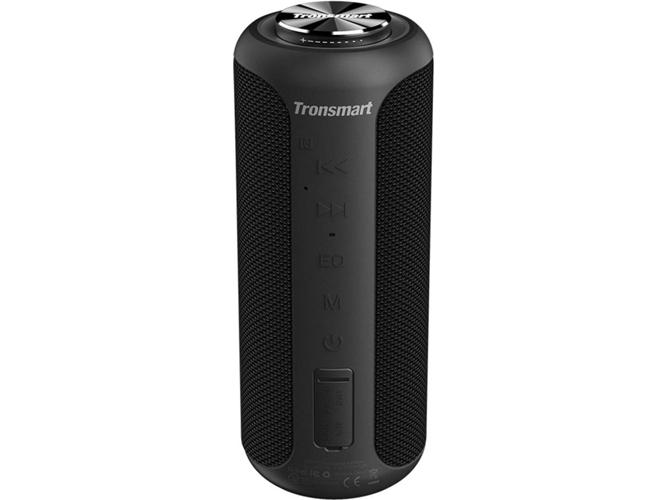 Altavoz TRONSMART T6 Plus 40W Bluetooth (Negro)