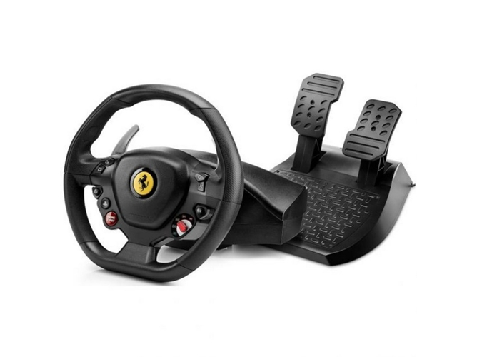 8b4e24595dfd Volante PS4 THRUSTMASTER T80 Ferrari GTB