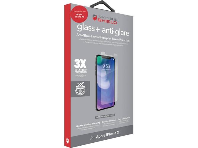 02412e906a3 Protector de Pantalla ZAGG iPhone XS