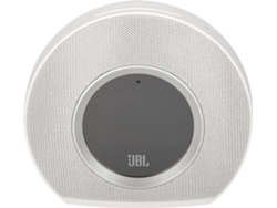 Radio Despertador JBL Horizon (Blanco - Digital - AM/FM - Corriente - Alarma Doble - Función Snooze)