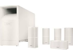 Home cinema BOSE Acoustimass 10 Serie V blanco