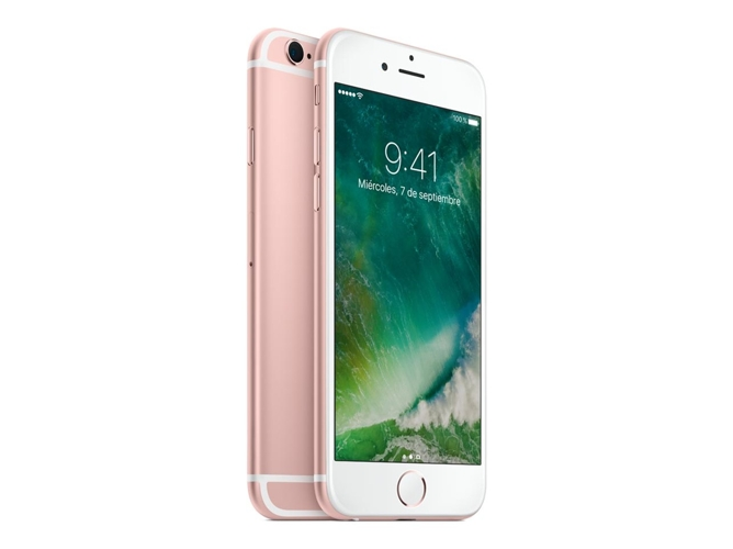 7fdc9a3ef68 iPhone 6s APPLE (4.7'' - 2 GB - 32 GB - Rosa Dorado) - WORTEN