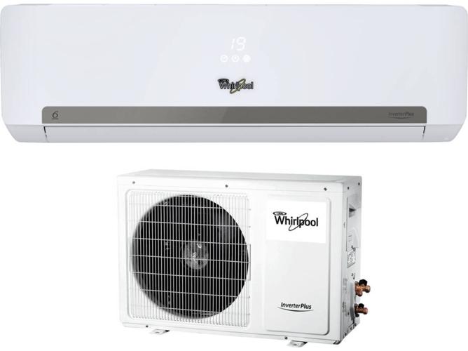 Aire acondicionado 1x1 inverter whirlpool spiw412 2 split for Aire acondicionado kosner opiniones