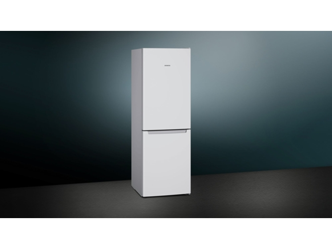 Frigorífico Combi SIEMENS KG33NNW3A (No Frost - 176 cm - 274 L - Blanco) — A++ | No Frost | Refr. 192 L Cong. 87 L