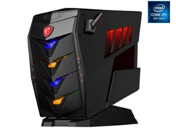 PC Gaming MSI Aegis 3 8RC-007EU (i7, RAM: 16 GB, Disco duro: 2 TB HDD + 256 GB SSD)