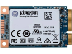 Disco Duro SSD KINGSTON UV500 MSATA 480 GB