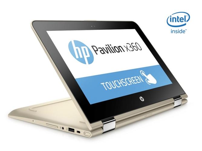 Portátil Convertible 2 en 1 HP Pavilion X360 11-U001NS 11.6\'\' - WORTEN