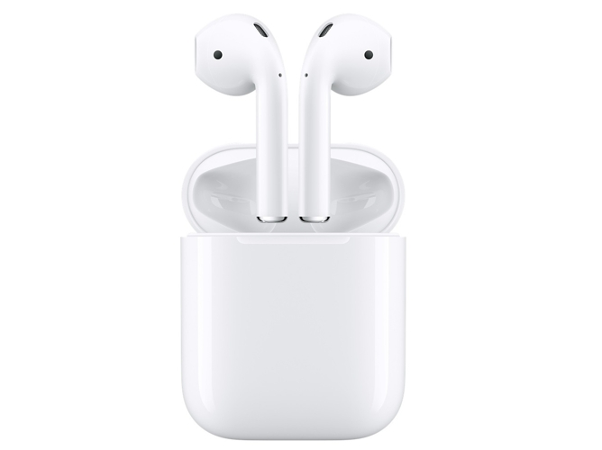 Auriculares inalámbricos APPLE Airpods blanco — Bluetooth