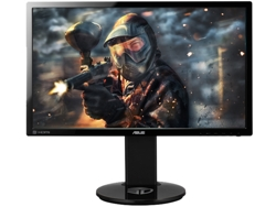 Monitor Gaming ASUS VG248QE (24'' - 1 ms - 144 Hz) — LED | Resolución: 1920x1080