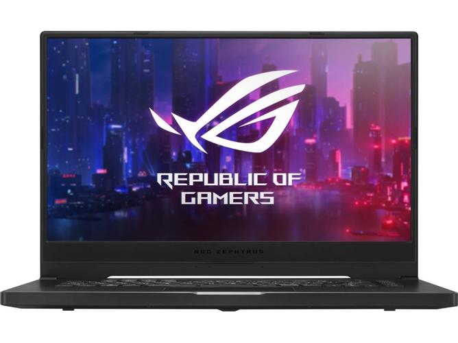 Portátil Gaming ASUS GA502DU-AL064 (AMD Ryzen 7 3750H - NVIDIA GeForce GTX 1660 Ti - RAM: 16 GB - 512 GB SSD PCIe - 15.6'')