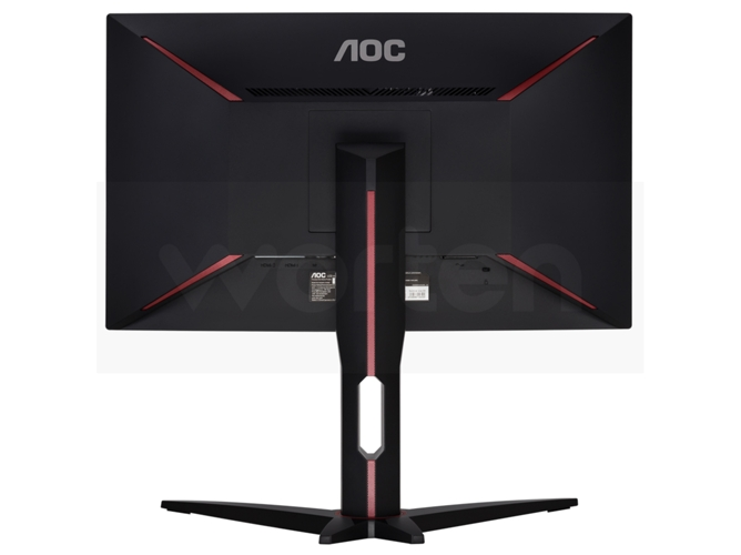 Monitor Gaming Curvo AOC C24G1 (24'' - 1 ms - 144 Hz - Free Sync)