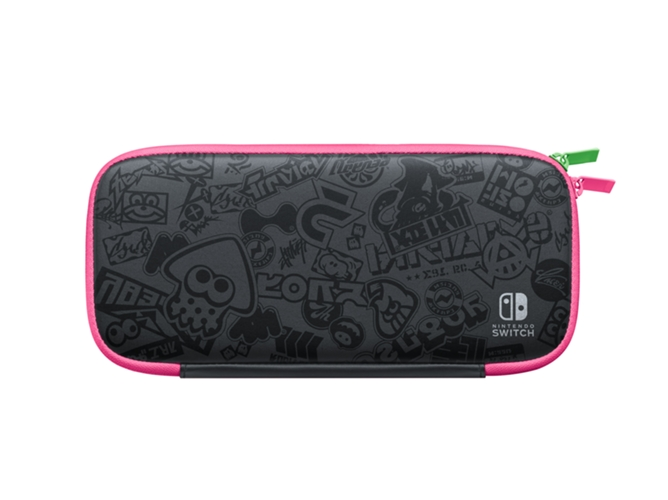 Pack Nintendo Switch Funda Splatoon + Protector — Nintendo Switch