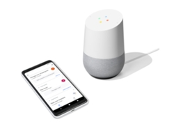 Altavoz inteligente GOOGLE Home blanco — Bluetooth | Wi-Fi