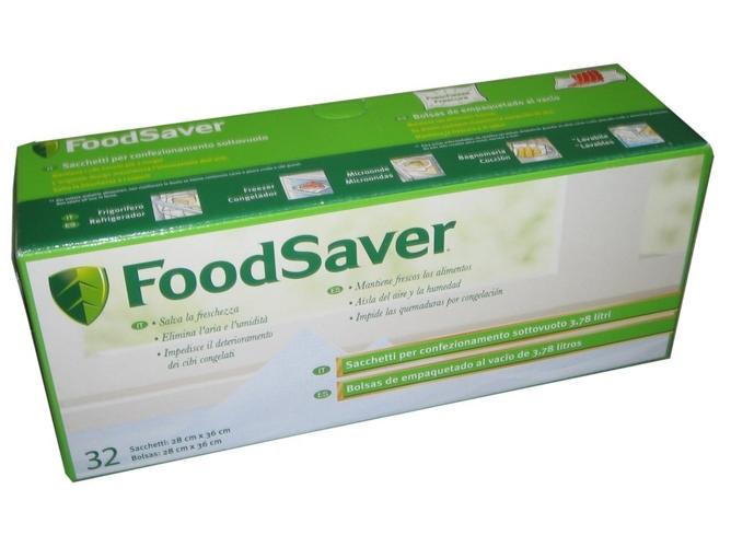 fc4212c78 Bolsas para envasar al vacío FOODSAVER FSB3202I (32 unidades) - WORTEN