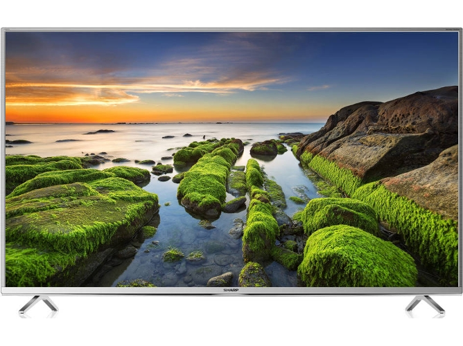 TV SHARP LC-55UI8872ES (Caja Abierta - LED - 55'' - 140 cm - 4K Ultra HD - Smart TV)