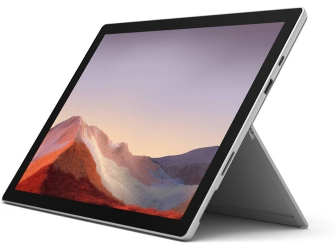 MICROSOFT Surface Pro 7 - PUV-00004 (12.3'' - Intel Core i5-1035G4 - RAM: 8 GB - 256 GB SSD - Intel Iris Plus)