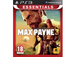 PS3 Max Payne 3 Essential