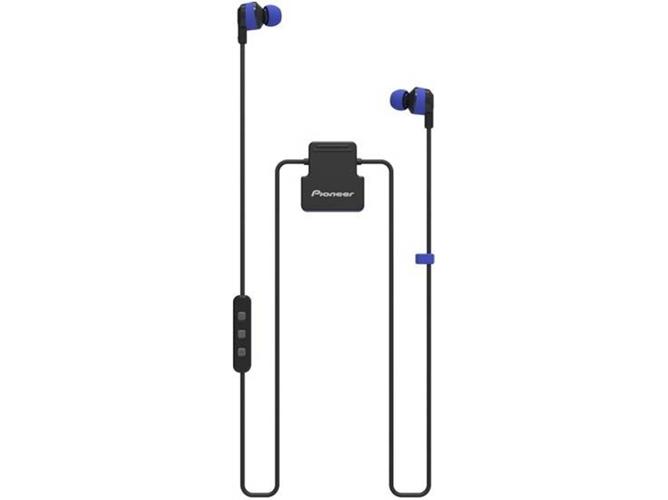 eb9f9bb03c9 Auriculares Bluetooth PIONEER SE-CL5BT (In ear - Micrófono - Atiende  llamadas - Azul)