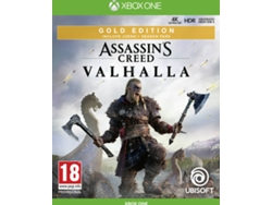 Juego Xbox One Assassin's Creed Valhalla (Gold Edition - M18)