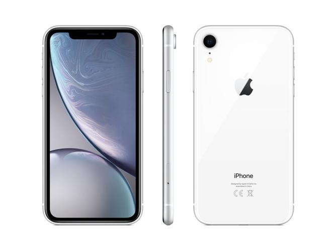 33ff16f5211 iPhone XR APPLE (6.1'' - 3 GB - 64 GB - Blanco) - WORTEN