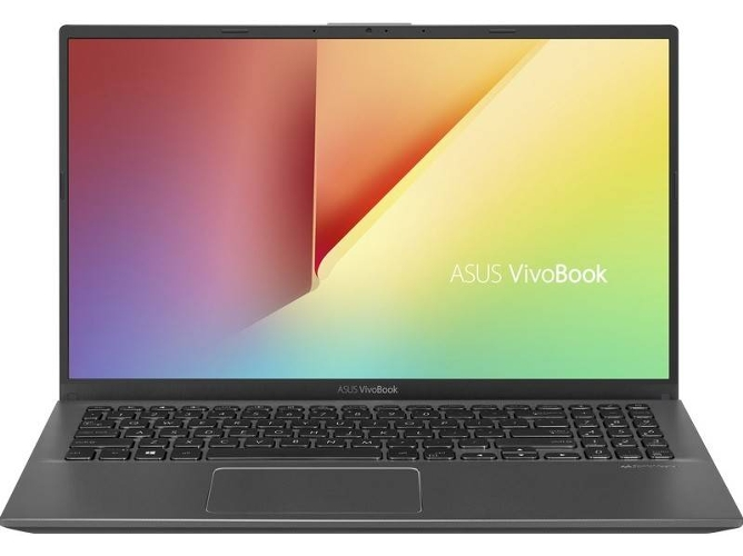 Portátil ASUS VivoBook S512UA-BR252T (15.6'' - Intel Core i3-7020U - RAM: 4 GB - 128 GB SSD - Intel HD 620) — Windows 10 Home S | HD